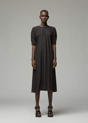 Marni Short Sleeve Draped Dress