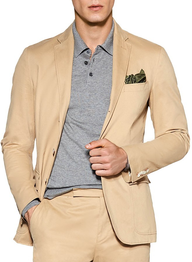 Polo Ralph LaurenPolo Ralph Lauren Morgan Slim Fit Sport Coat