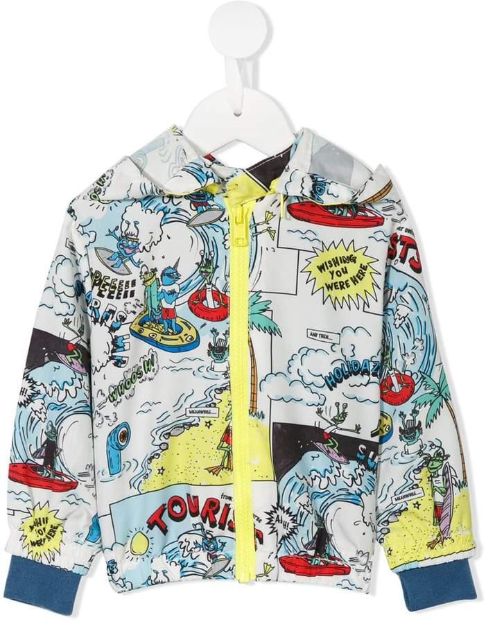 Josh hooded jacket