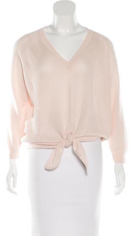 Vanessa BrunoVanessa Bruno Wool V-Neck Sweater