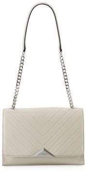 Karl Lagerfeld Paris Gigi Quilted Leather Shoulder Bag