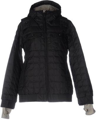 BURTON Down jackets $390 thestylecure.com