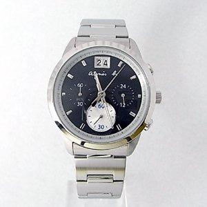 agnès b. (アニエス ベー) - アニエスベー【agnes b】メンズ腕時計(FBRW998)