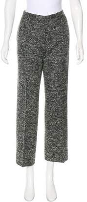 Burberry Wool-Blend Pants