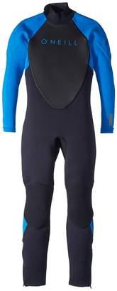 O'Neill Kids Reactor II Back Zip Full Kid's Wetsuits One Piece
