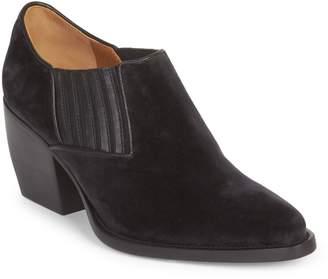 Chloé Rylee Velvet Ankle Boots