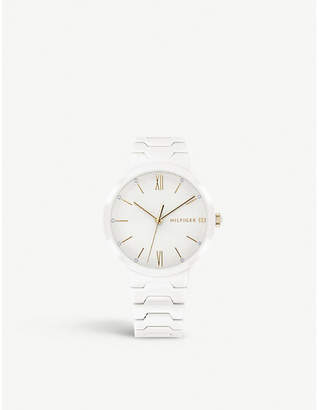 Tommy Hilfiger 1781956 Avery ceramic watch