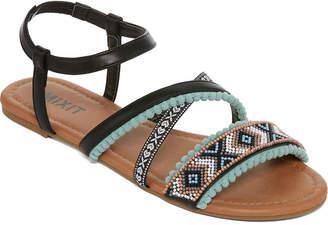 MIXIT Mixit Pom Strap Sandals