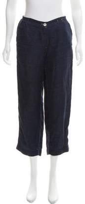 Massimo Alba Mid-Rise Pants