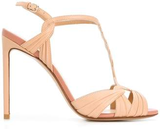 Francesco Russo ankle strap sandals