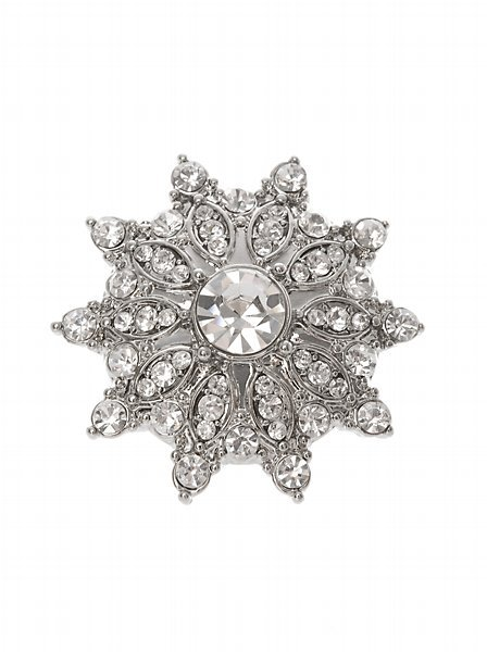 Online Exclusive - Diamond Sun Ring, Size 7