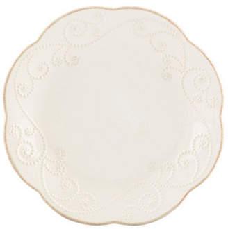 Lenox French Perle White Dessert Plates Set Of 4