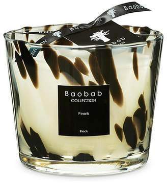 Baobab Collection Black Pearls Max 10 scented candle