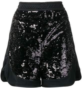 Versus sequin shorts
