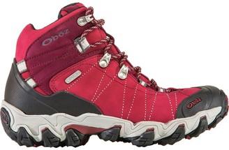 Oboz Bridger Mid B-Dry Hiking Boot - Wide - Women's