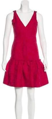 Nina Ricci Lace Mini Dress