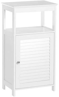 RiverRidge Home Products RiverRidge Home Ellsworth Collection - Single Door Floor Cabinet - White