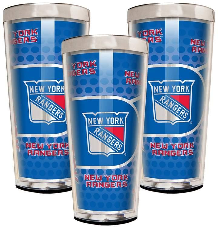 Kohl's New York Rangers 3-Piece Shot Glass Set