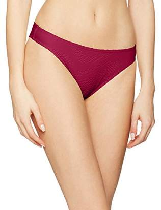 Saint Tropez Kiwi Women's Culotte Normale Fantasia Bikini Bottoms,S