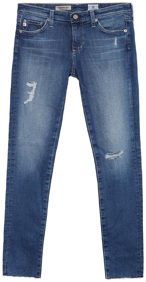 AG JeansAG JEANS Ankle Legging Jeans