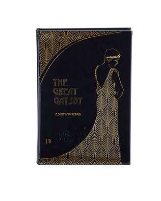 "Graphic Image The Great Gatsby"" Book by F. Scott Fitzgerald, Personalized"