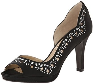 Adrienne Vittadini Footwear Women's Glass D'Orsay Pump $99 thestylecure.com