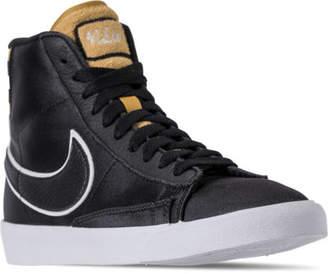 Nike Women's Blazer Mid Premium Casual Shoes