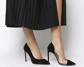 Office Hooked Point Court Heels