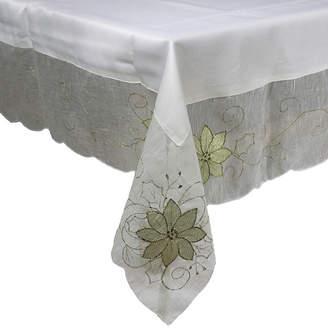 HOMEWEAR Homewear Holiday Shimmer Tablecloth