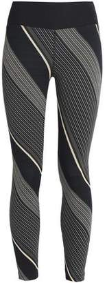 Koral Striped Stretch Leggings