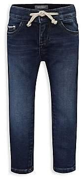 DL1961 DL Premium Denim Premium Denim Baby Boy's Drawstring Slim Jeans