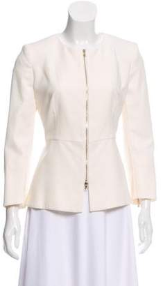 Max Mara Structured Long Sleeve Jacket w/ Tags