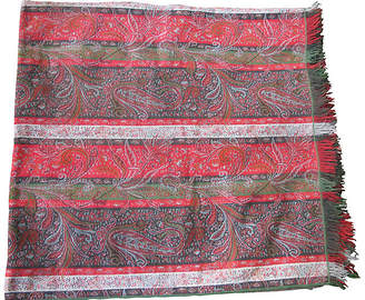 One Kings Lane Vintage Antique Paisley Shawl - Mary Jane McCarty Design
