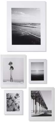 Deny Designs 'Ombre Beach' Wall Art Print Set