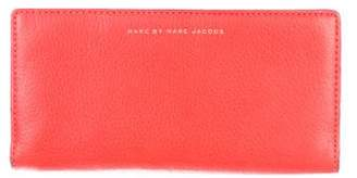 Marc by Marc Jacobs Bi-Color Leather Wallet