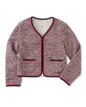 Kate Spade knit tweed jacket, size 2-6