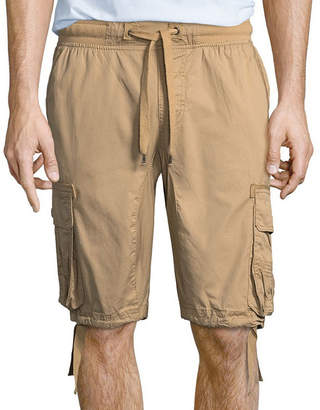 Southpole South Pole Mens Drawstring Waist Jogger Short