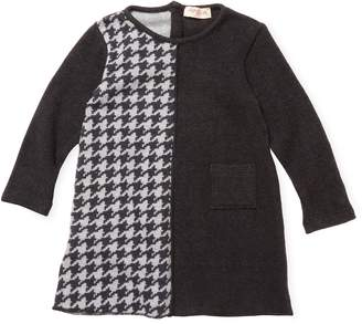 Amelia Stripe Crewneck Dress - Size 3-6m