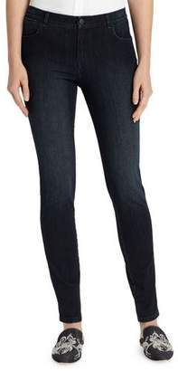 Lafayette 148 New York Mercer Stretch-Denim Slim-Leg Jeans