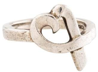 Tiffany & Co. Loving Heart Band