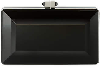 Judith Leiber Couture Reflection Resin Box Clutch Bag
