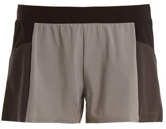 Falke - Performance Running Shorts - Womens - Dark Grey