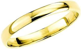 Amor Women's Ring 333 Yellow Gold 52 (16.6)