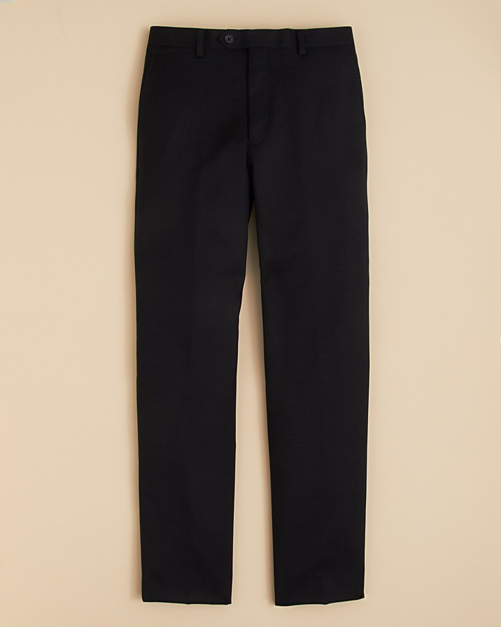 DKNY Boys' Pindot Suit Separate Pant - Sizes 8-20