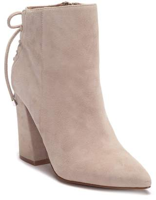 Kristin Cavallari by Chinese Laundry Sevilla Pointed Toe Suede Bootie