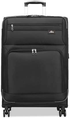 "Skyway Luggage Sigma 5 25"" Softside Expandable Spinner Suitcase"