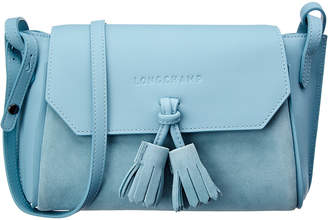 Longchamp Penelope Leather Crossbody