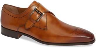 Magnanni Geruasi Monk Strap Shoe