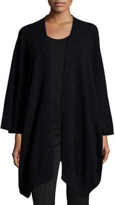 Neiman Marcus Cashmere Collection Cashmere Kimono Shawl $325 thestylecure.com