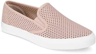 Sperry Women's Seaside Slip-On Sneakers $75 thestylecure.com